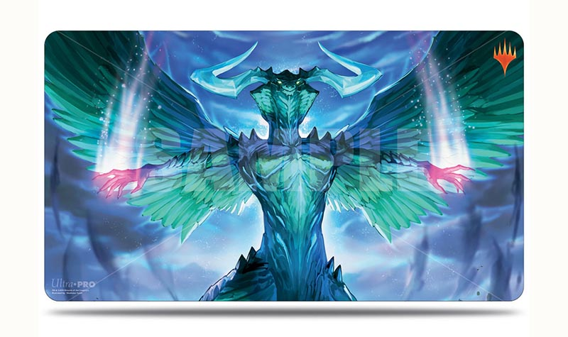 PLAY MAT -  ULTRA PRO MTG WAR OF THE SPARK UGIN FOR MAGIC PLAYMAT [ALTERNATE ART](24
